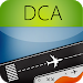 Washington Reagan Airport DCA Flight Tracker