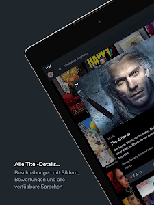 screenshot of WhatsOnFlix? (What's new on Netflix?) version 3.1.12