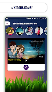 screenshot of Video Status - Unlimited Video Statuses and Gif's version 5.2