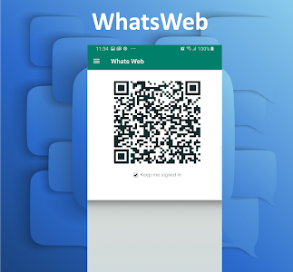 screenshot of Whatscan for Whatsapp Web version 5.0
