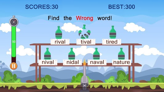 screenshot of Word Talent: Classic Word Puzzle Game version 1.2.6