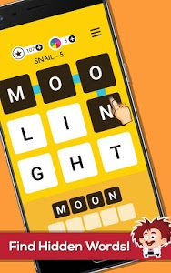 screenshot of Word Trek - Word Brain streak - hand made puzzles version 1.2.78