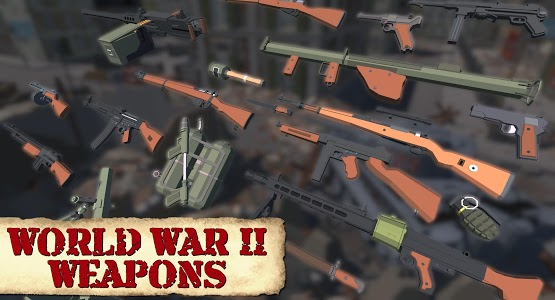screenshot of World War version 1.10