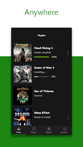 screenshot of Xbox Game Pass version 1811.1218.0036