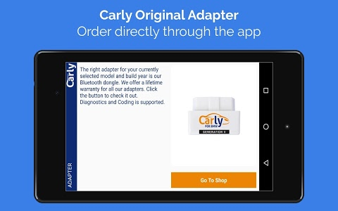 screenshot of Carly for BMW - (New Version) version 28.90