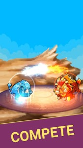 screenshot of magic monsters version Varies with device