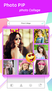 screenshot of photo PIP, photo editor version 2.3.6