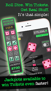 screenshot of verydice version 2.2.0