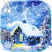 Winter House live wallpaper